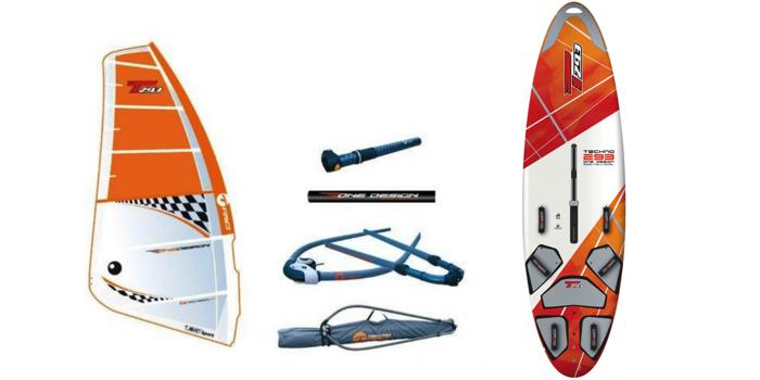 Kona Windsurfing bic